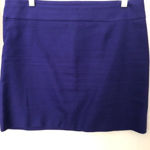 "J. Crew Skirts - J. Crew cotton 16"", unlined, never worn, no tags"
